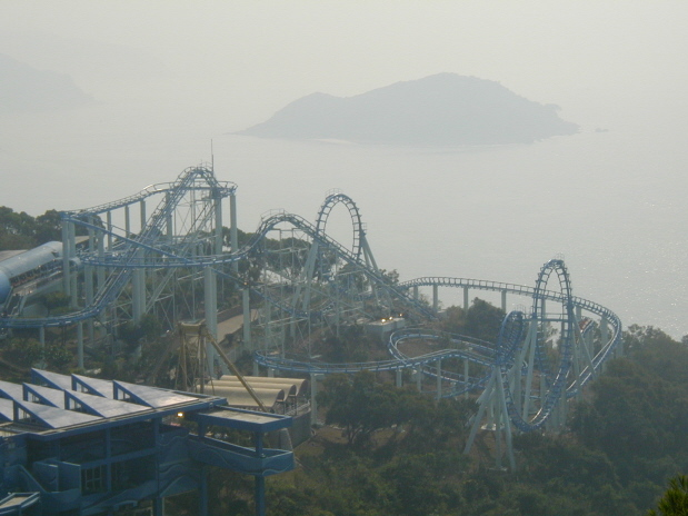 The Dragon photo from Ocean Park