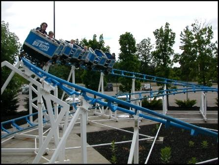 Big Dipper photo from Michigan's Adventure