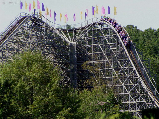 Legend, The photo from Holiday World
