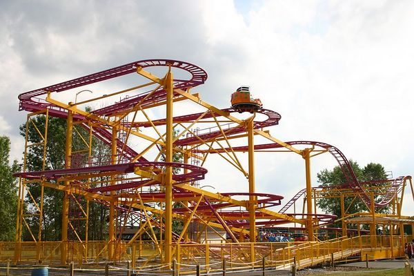 Crazy Mouse photo from Fantasy Island
