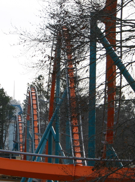 Goliath photo from Six Flags Over Georgia