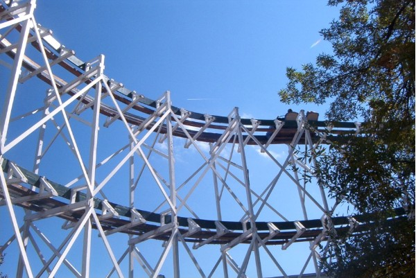 Leap The Dips photo from Lakemont Park