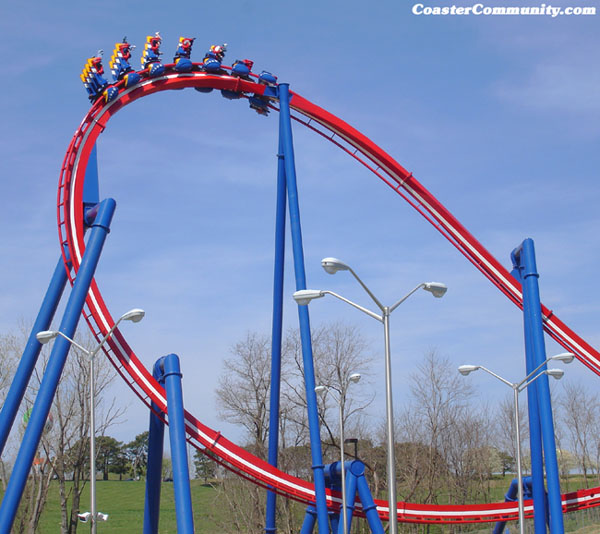Patriot photo from Worlds of Fun