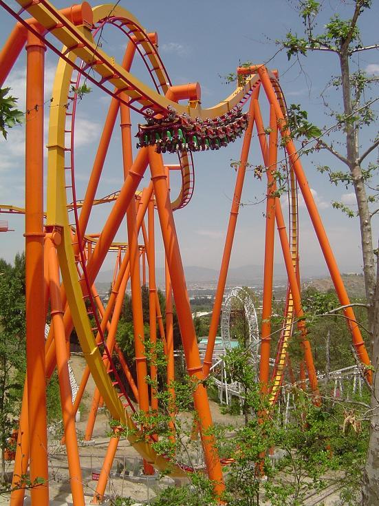 Tatsu Six Flags