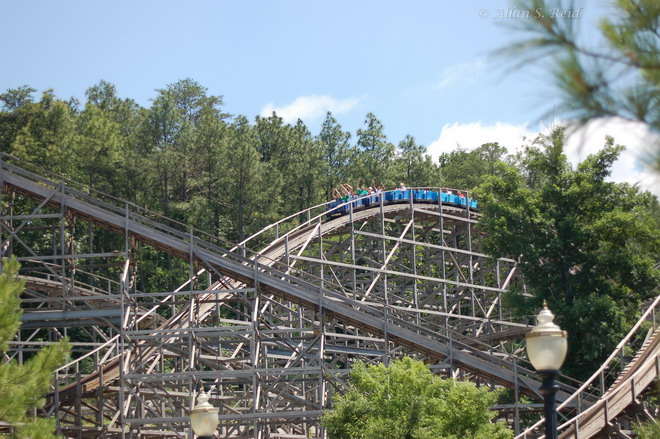 Rampage photo from Alabama Adventure