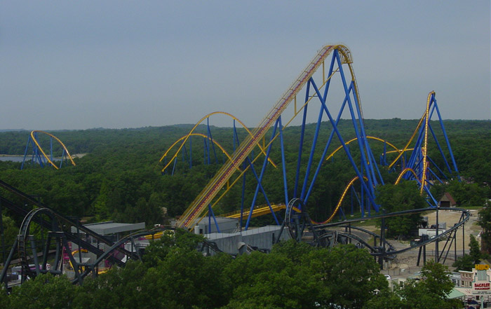 Nitro photo from Six Flags Great Adventure