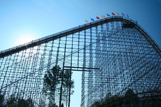 Voyage, The photo from Holiday World