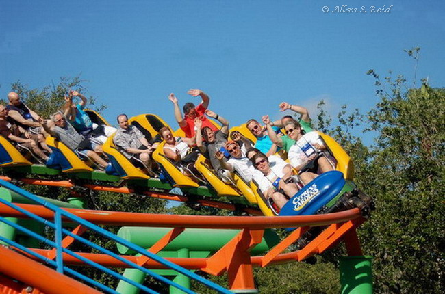 Okeechobee Rampage photo from Legoland Florida