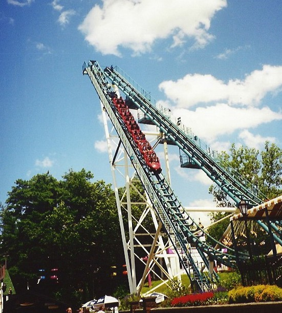 Boomerang photo from Great Escape, The