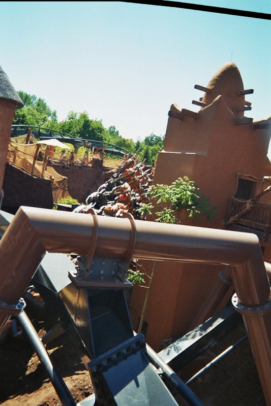 Black Mamba photo from Phantasialand