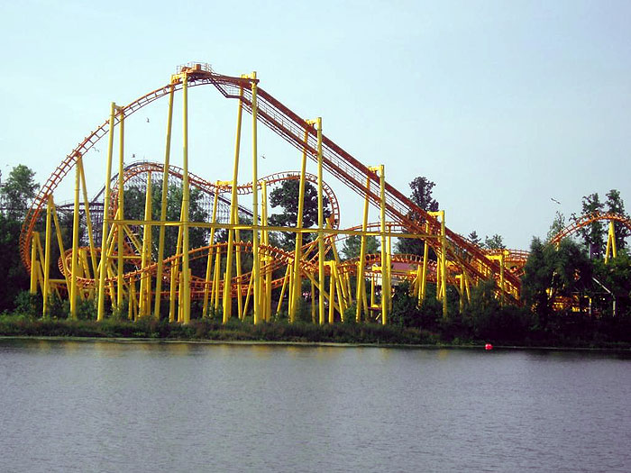 Thunderhawk photo from Geauga Lake