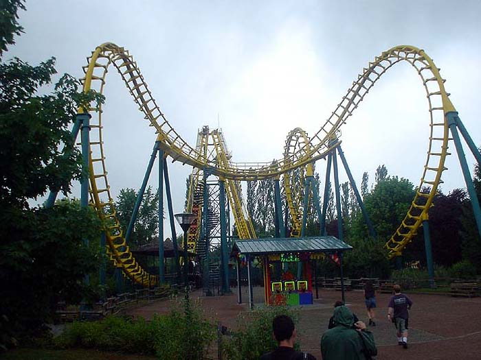 Boomerang photo from Walibi Rhone-Alpes