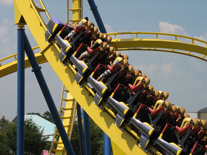 Chang photo from Kentucky Kingdom