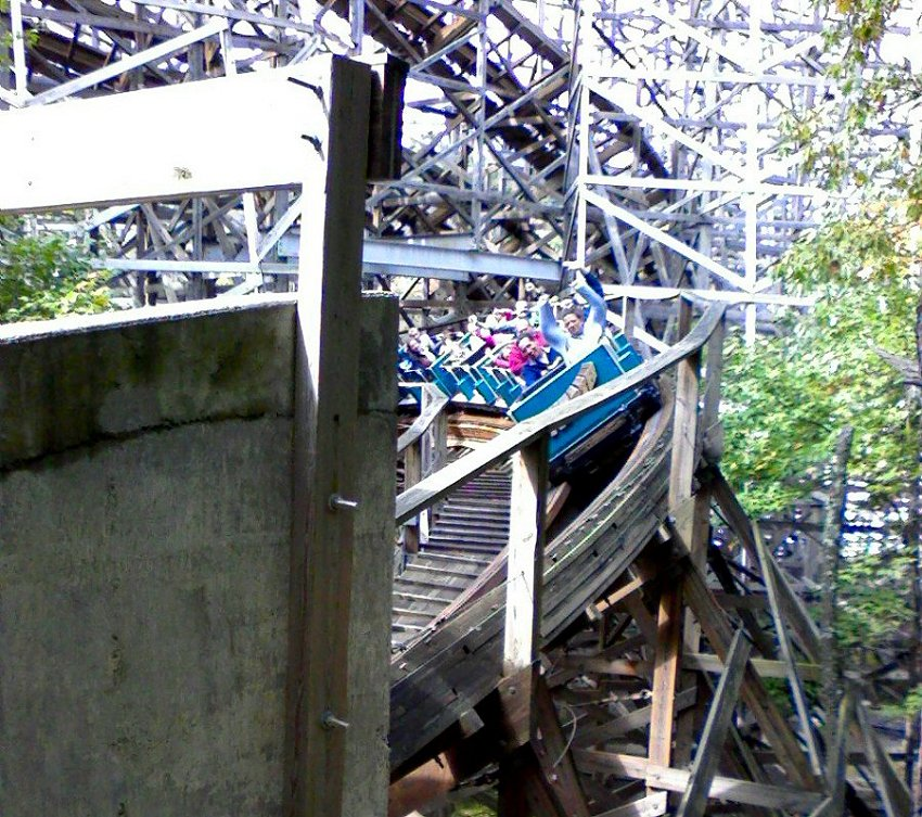Twister photo from Knoebels