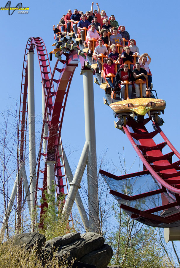 Diamondback photo from Kings Island