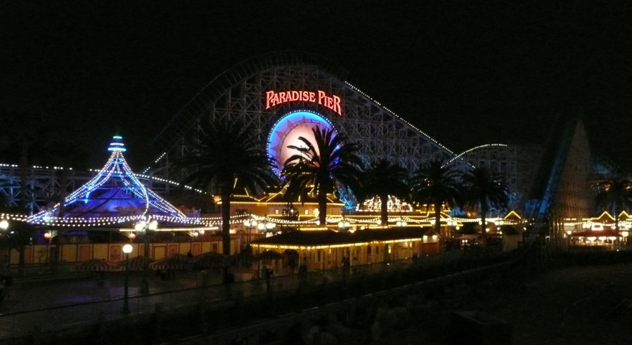 California Screamin' photo from Disney California Adventure
