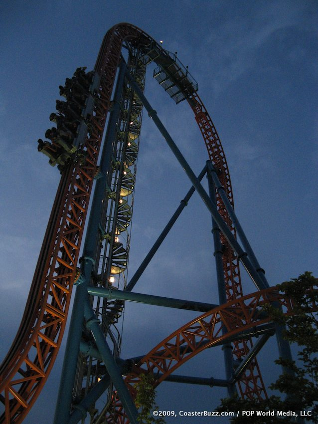 Fahrenheit photo from Hersheypark