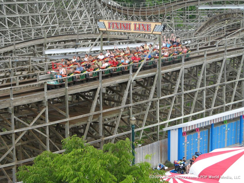 Lightning Racer photo from Hersheypark