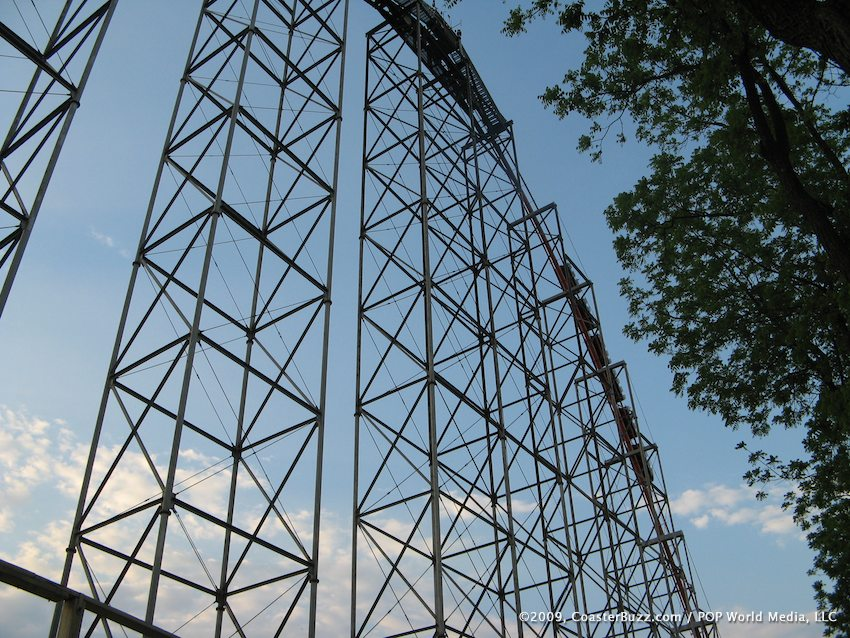 Steel Force photo from Dorney Park