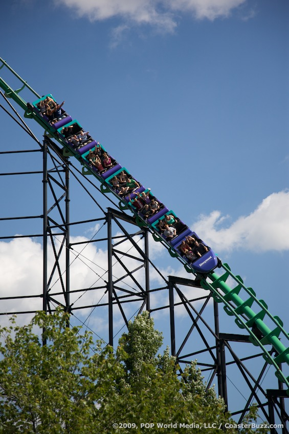 Phantom's Revenge photo from Kennywood