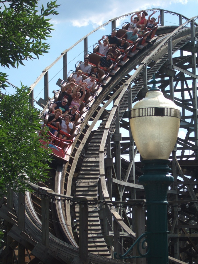 Wildcat photo from Hersheypark