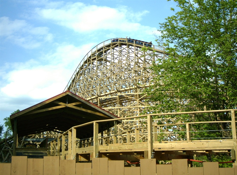 Prowler photo from Worlds of Fun