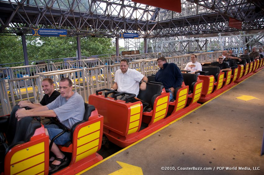 Gemini photo from Cedar Point