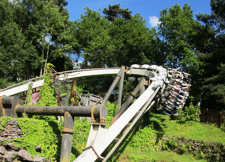 Nemesis photo from Alton Towers