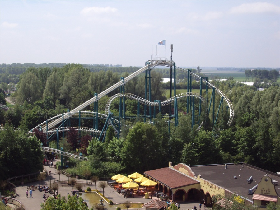 El Condor photo from Walibi World