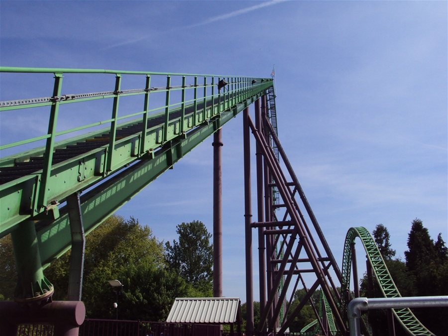 Goliath photo from Walibi World