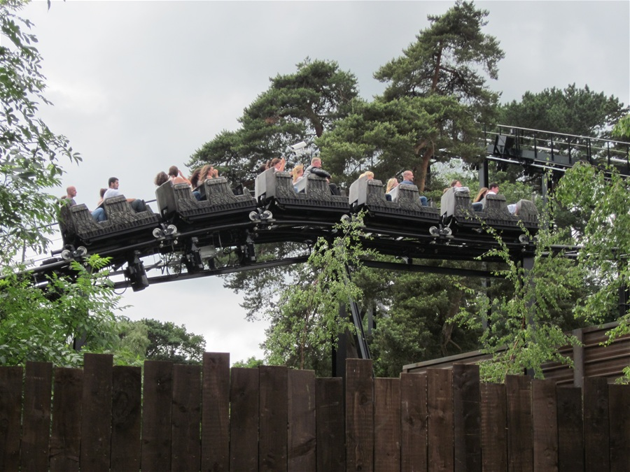 Thirteen photo from Alton Towers