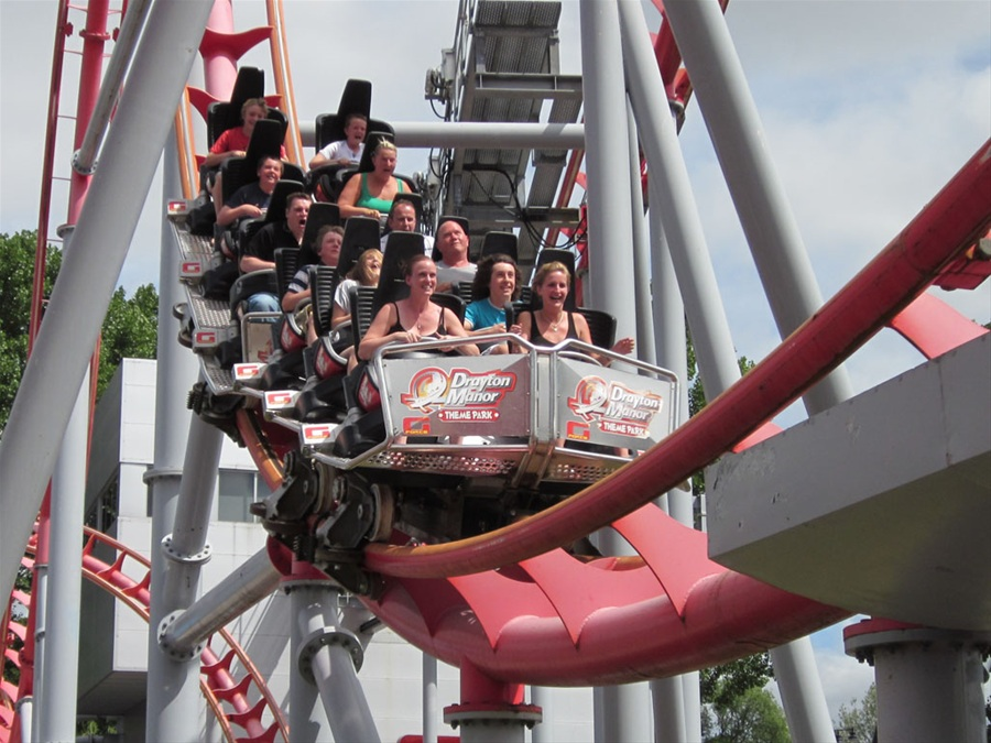 G Force photo from Drayton Manor