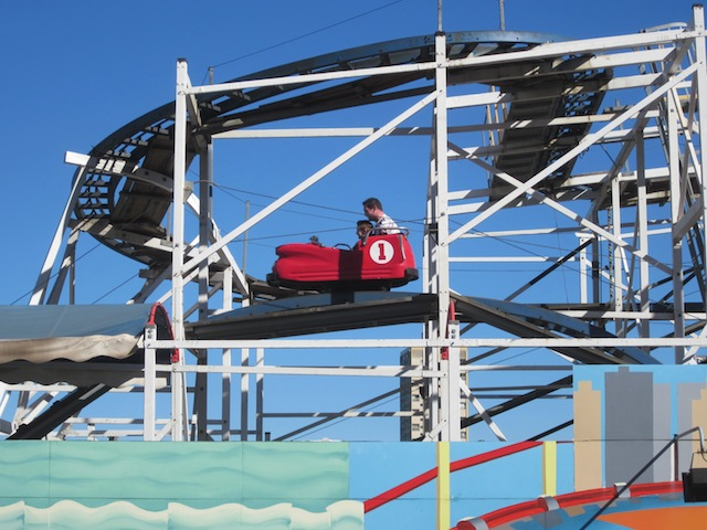 Wild Mouse photo from Luna Park