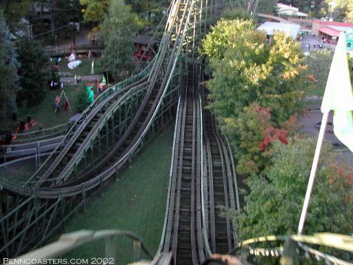 Phoenix photo from Knoebels