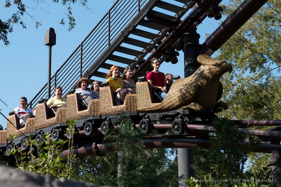 Flight of the Hippogriff photo from Islands of Adventure