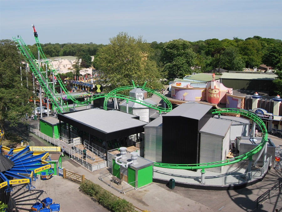 Ben 10 Ultimate Mission photo from Drayton Manor