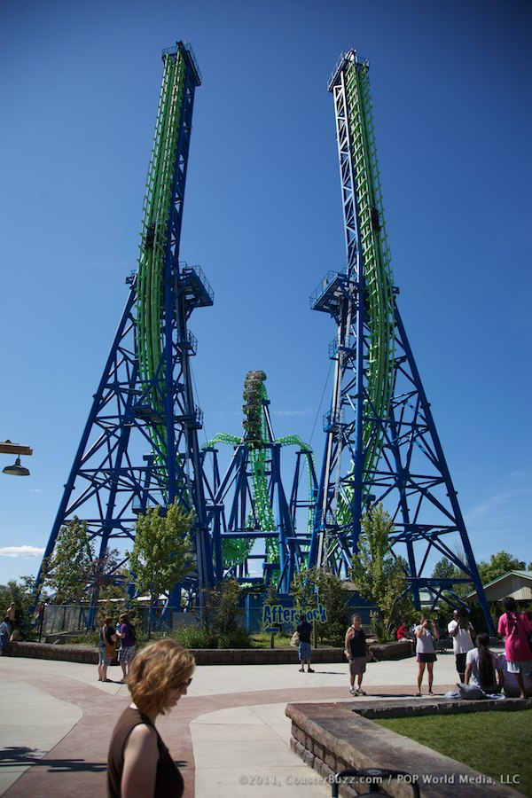 Aftershock photo from Silverwood