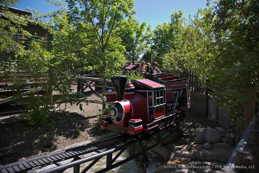 Tiny Toot photo from Silverwood