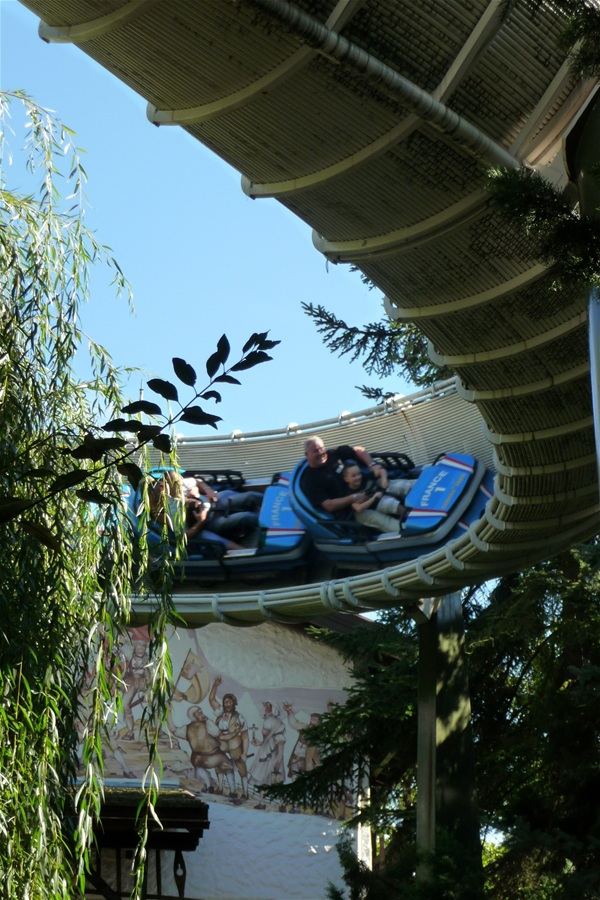 Schweizer Bobbahn photo from Europa Park