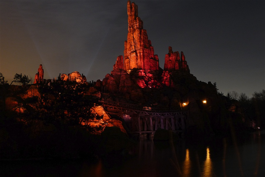 Big Thunder Mountain Railroad photo from Disneyland Paris