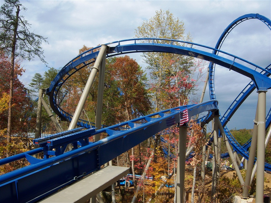 Wild Eagle photo from Dollywood
