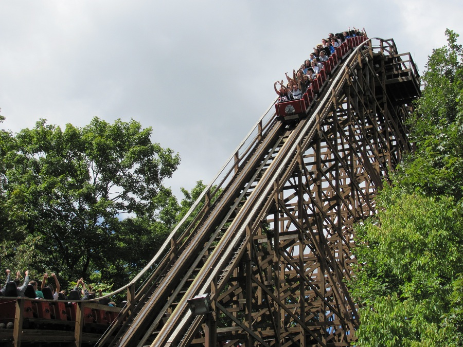 Beast, The photo from Kings Island