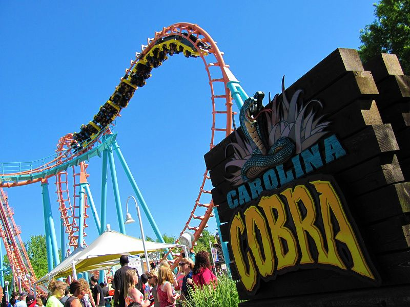 Carolina Cobra photo from Carowinds