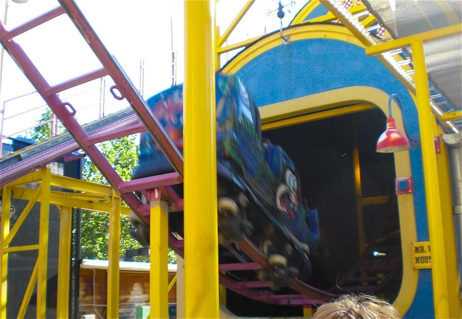 Wild Mouse photo from Lagoon