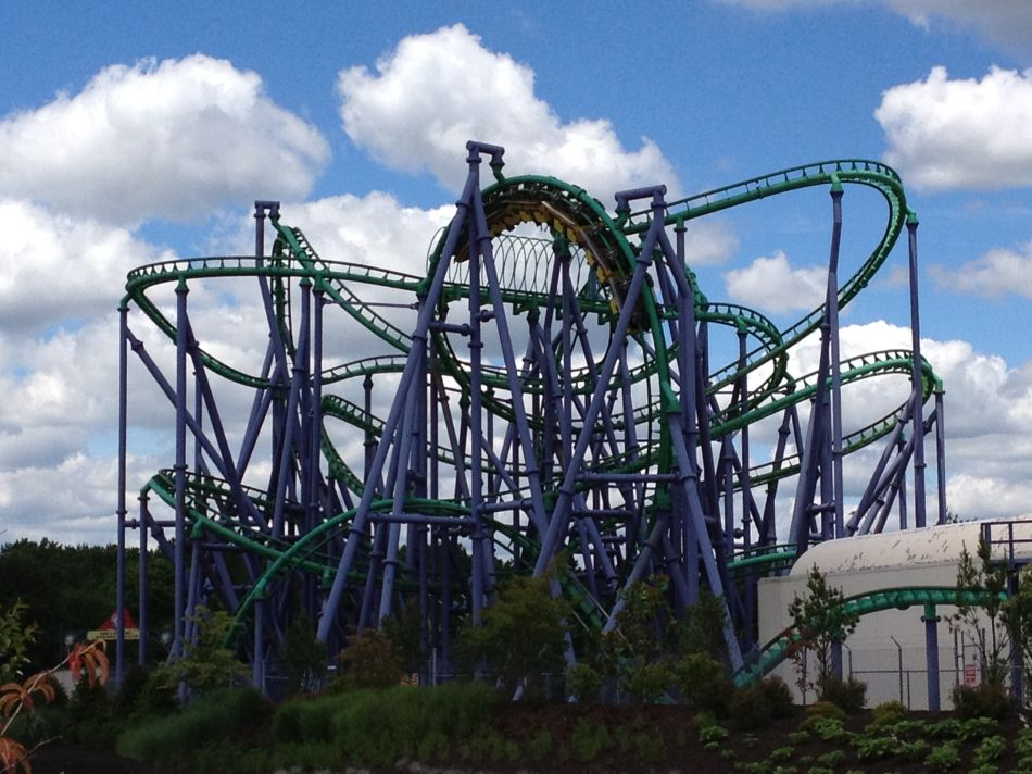 Joker's Jinx photo from Six Flags America