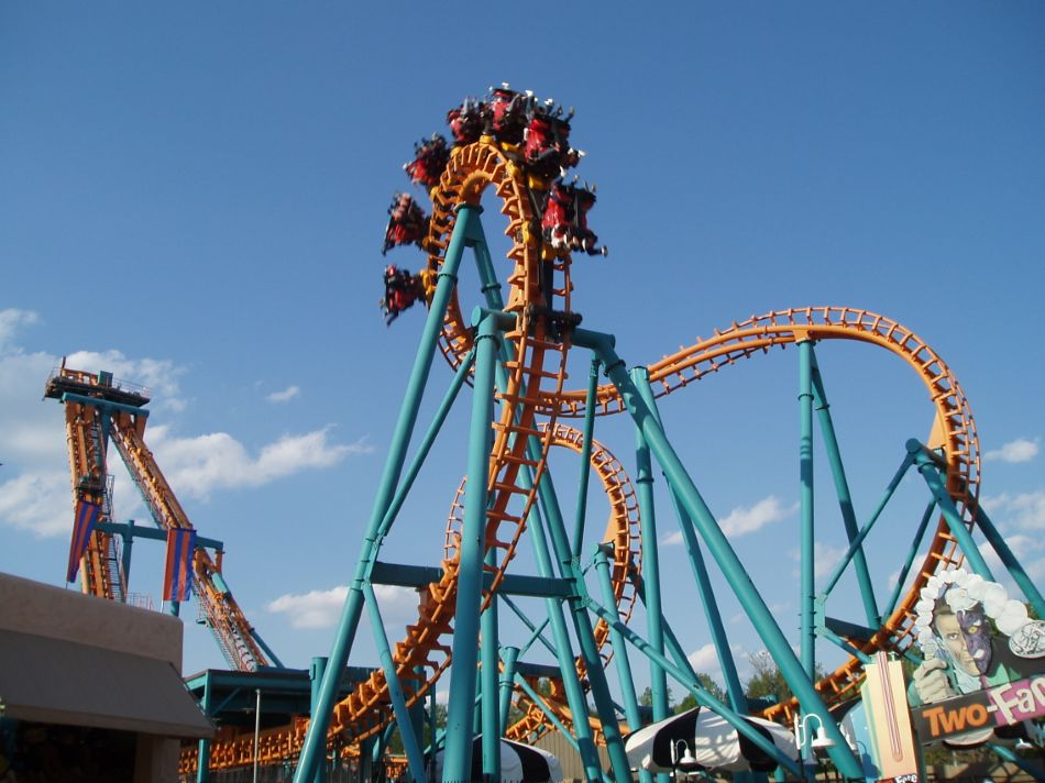 Two Face The Flipside Photo From Six Flags America