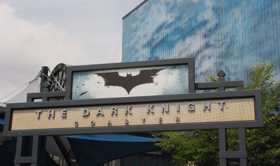 The Dark Knight photo from Six Flags Great Adventure