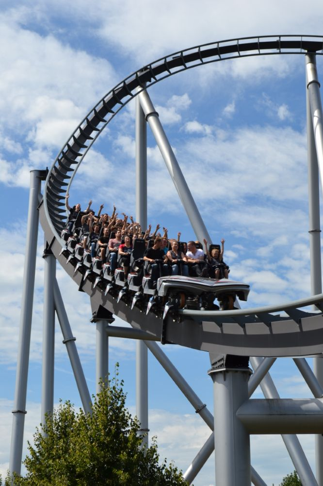Silver Star photo from Europa Park