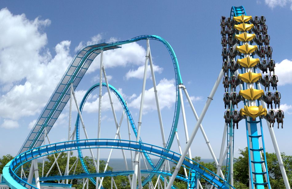 GateKeeper photo from Cedar Point