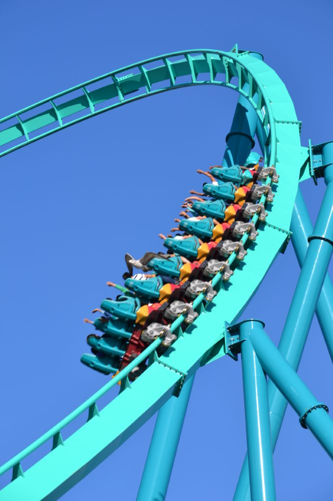Leviathan photo from Canada's Wonderland